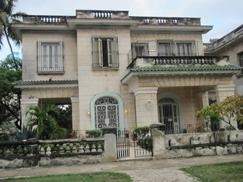 Vedado old house