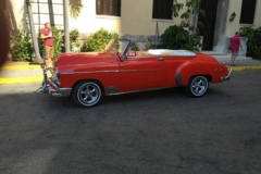 CHEVY 52 CONVERTIBLE